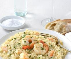 Prawn & Lemon Risotto