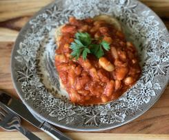 The Fast 800 Cowboy Baked Beans converted by Thermo-lish