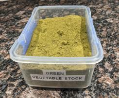 All Green Stock Powder
