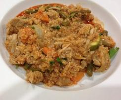 Tandoori Chicken Quinoa