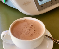 Raw hot chocolate