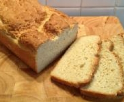 Gluten Free, Low Chemical Bread for Elimination Diet