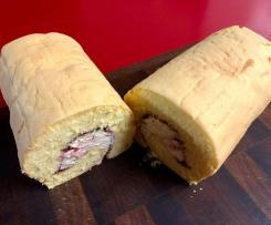 Swiss Roll Sponge