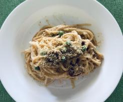 Vegan Pasta Carbonara