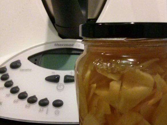 Pickled Ginger By Thermoambie A Thermomix Sup Sup Recipe In The Category Sauces Dips Spreads On Www Recipecommunity Com Au The Thermomix Sup Sup Community