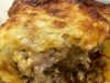 (LCHF) LOW CARB BACON CHEESEBURGER CASSEROLE