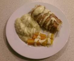 Mannum Style Chicken Kiev