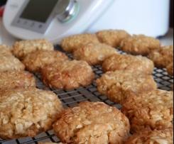 Sylvia Shrapnel's ANZAC Biscuits