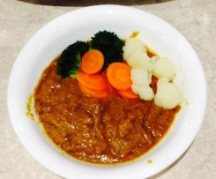 Beef Curry (Paleo)