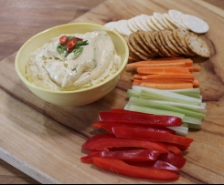 Aisan Style Herb & Garlic Dip