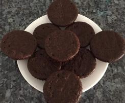 Chocolate Pudding Muffins (hidden veg)
