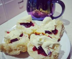 Salty Suedy's Basic Scone Recipe
