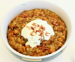 Lentil and Carrot Stew