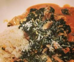 Chicken Creamy Lemon Spinach Paprika TASTY QUICK 14mins