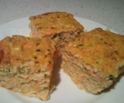 Zucchini Slice - Gluten free version :)
