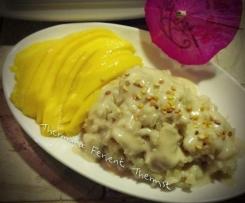 Jane's Mango Sticky Rice