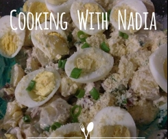 Nadias' Potato Salad