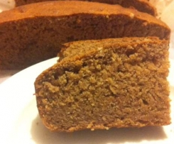 SPICED BANANA BREAD (EGG-FREE, DAIRY FREE)