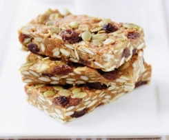 Muesli Slice - low sugar
