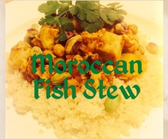 Moroccan Fish Stew