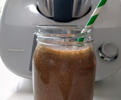 Chocolate Green Breakfast Smoothie