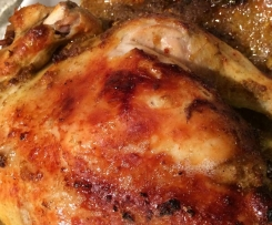 Spicy Indian Roast Chicken