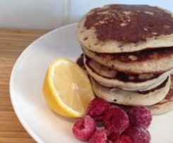 Buckwheat & Banana Pancakes (Low FODMAP)