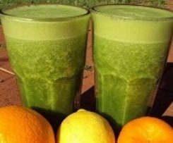Clone of Cancer Crusher Green Smoothie