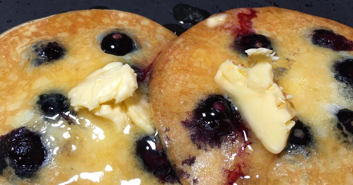 Dry Pancake Mix Recipe
