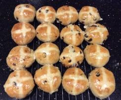 Edmonds cookbook - Hot cross buns