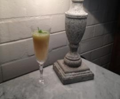 Champagne Lychee Cocktail