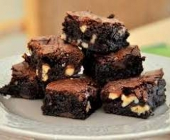 Somewhat healthier version of MasterChef 'Extreme Brownies' Recipe