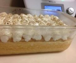 Torta Tres Leches (Three Milks Cake)