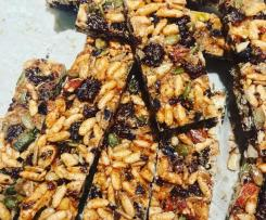 Fruit ~N~ Nut Granola Bars