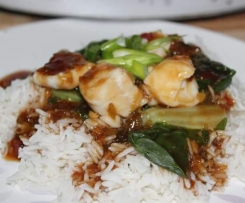 Chilli Teriyaki Fish