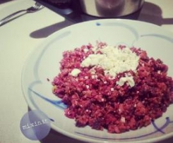 Beetroot, Purple Carrot & Quinoa Salad