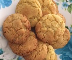 Egg Yolk Cookies!