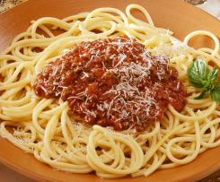My kids favourite Bolognese