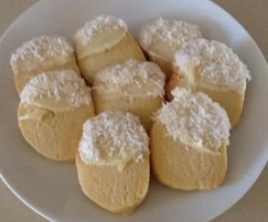 Heavenly Coconut Shortbread
