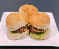 The best beef burger patties-Gluten free