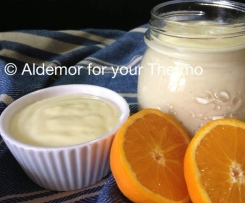Orange & Ginger Mayonnaise