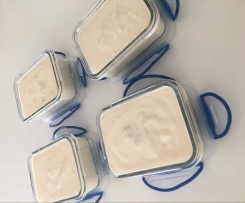 Honey & Vanilla Yoghurt (Automated Recipe)