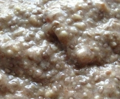Instant Chai Chia Pudding (gluten/dairy/grain/sugar free)