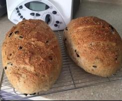 Olive & Sundried Tomato Bread