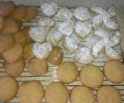 Lebanese Shortbread