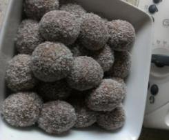 Roxxie's Tim Tam & Macadamia Balls