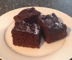 Protein Choc Slice (You won't believe it's not bad for you!!)
