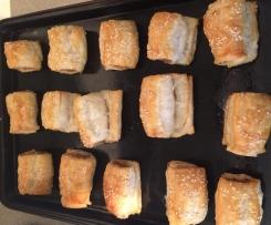 Pa's Sausage Rolls