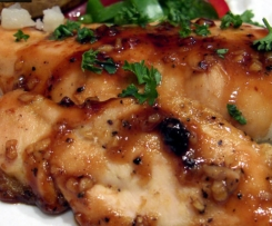 Clone of Honey and Ginger Chicken