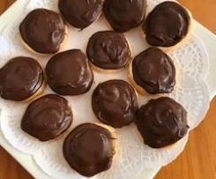 Gluten Free Jaffa Cakes